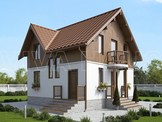 Каркасно-панельные дома из СИП-панелей